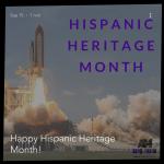 Happy Hispanic