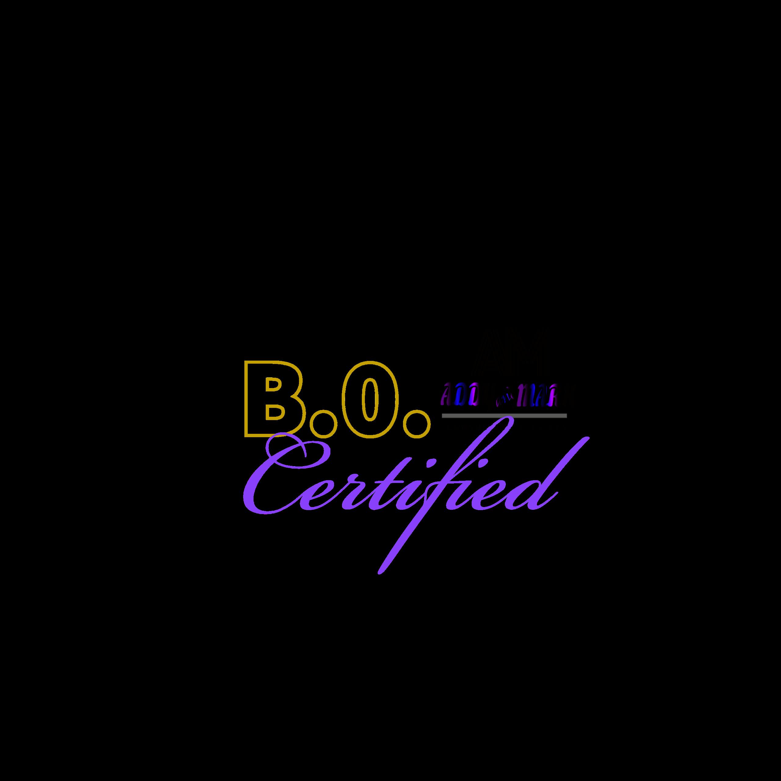 AandM_B.O.Certified