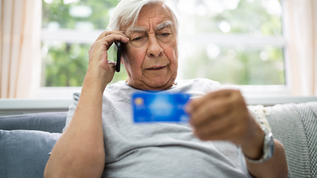 Senior Targeted Scams