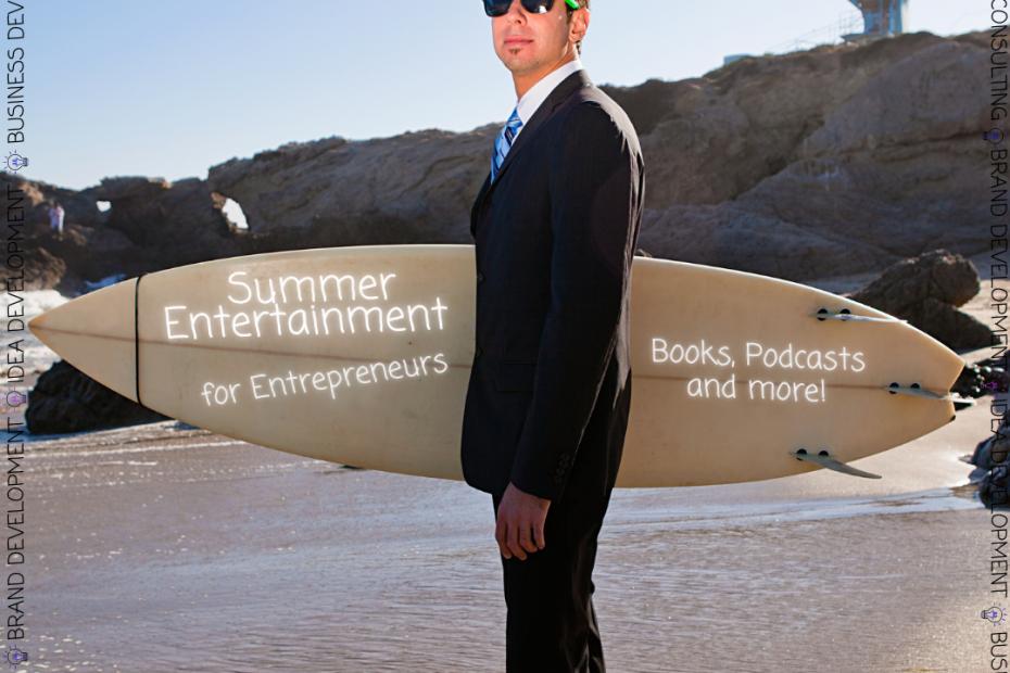 Entertainment for Entrepreneurs